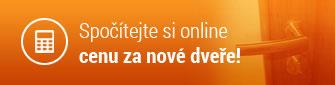 Spočítejte si online cenu za nové dveře!