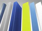 Barvy hliníkových balkonových dveří