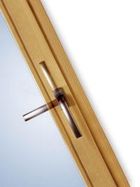 Typy otevírání dveří