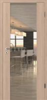 Interiérové bezlištové dveře STYLE
