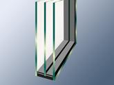 Zasklení hliníkových vchodových dveří