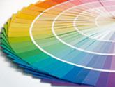 Barvy a dekory prosklených stěn