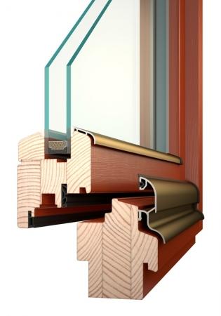 Eurookna dřevěná
